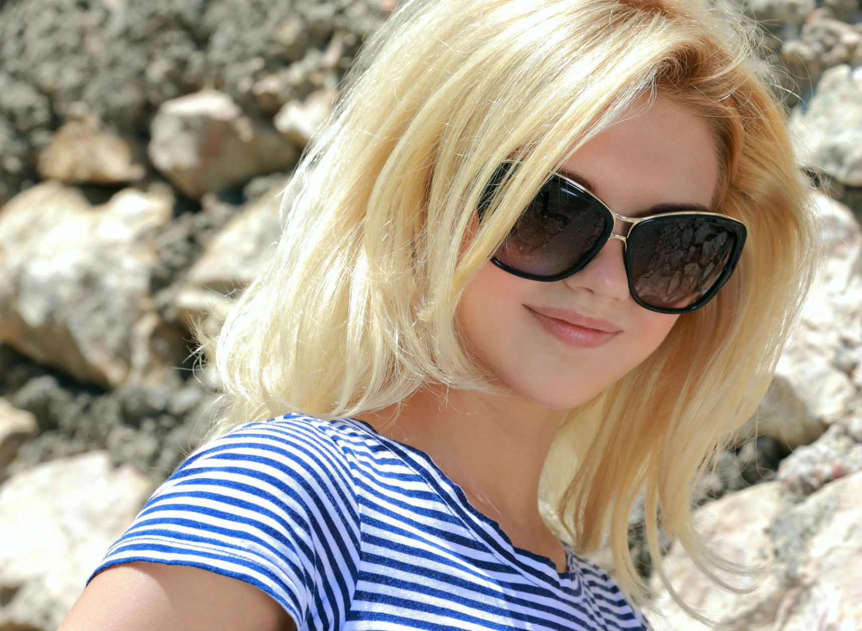Блондинки на аву - m 15